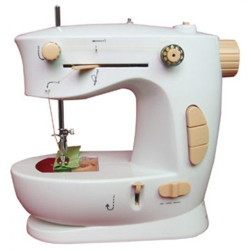 Michley Lil' Sew and Sew LSS-338 Portable Sewing Machine (Michley Lil Sew And Sew Bobbins compare prices)