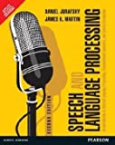 img - for Speech and Language Processing: An Introduction to Natural Language Processing, Computational Linguistics and Speech Recognition - International Edition book / textbook / text book