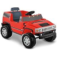 Kid Motorz Hummer H2 6-Volt Battery-Powered Ride-On
