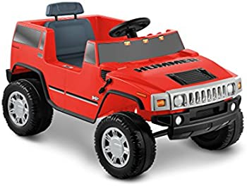 Kid Motorz Hummer H2 6-Volt Battery-Powered Ride-On