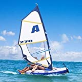 Aquaglide Multisport sailboat (102x59x10-Inch)