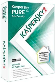 KASPERSKY PURE 2.0 3 USER (SOFTWARE - UTILITIES)
