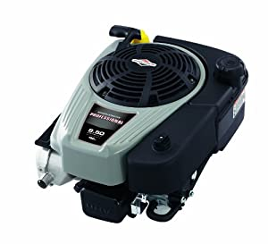 Briggs and Stratton 121Q02-2025-F1 850 190cc Professional-Series Commercial Replacement Push Mower Engine, 25mm by 3-5/32-Inch Shaft