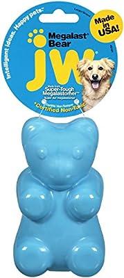 JW Pet Company Megalast Gummi Bear Dog Toy