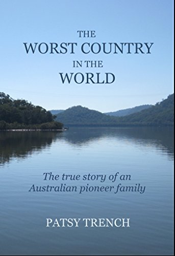 The Worst Country In The World by Patsy Trench ebook deal