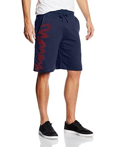 Money Shorts blau
