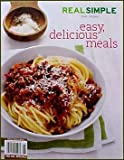 Real Simple Cookbook, a collection of the best recipes, easy, delicious meals