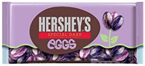 Hershey's Easter Eggs Special Dark Chocolate, 10-Ounce Bags (Pack of 4)