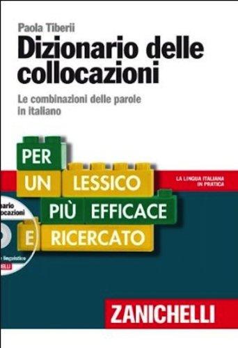 Dizionario delle collocazioni volume con DVD ROM PDF