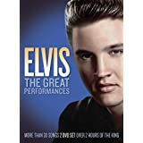 Elvis Presley: The Great Performances [DVD] by Elvis Presley