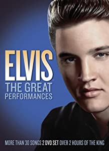 Elvis: The Great Performances [DVD] [Import]