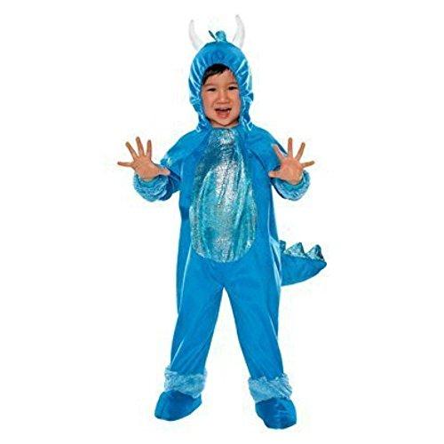 Infant Blue Monster Costume - 12-24 Months