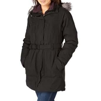 The North Face Brooklyn Womens Jacket X-Small TNF Black