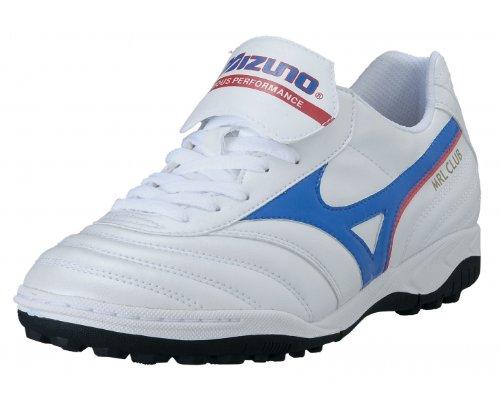Mizuno Morelia Club Astro Turf Football Boots – 8 – White