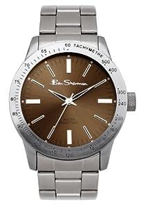Ben Sherman Men's Mink Dial/Steel Bracelet Watch R829
