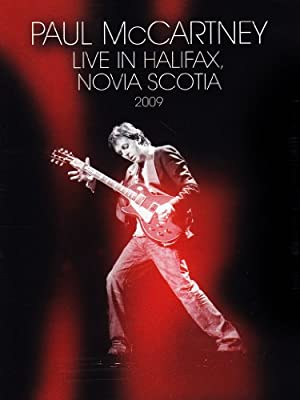 Paul McCartney - Live in Halifax, Novia Scotia 2009