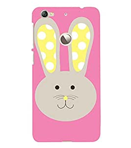 Meow Cat Girly Cute Fashion 3D Hard Polycarbonate Designer Back Case Cover for LeEco Le 1s :: LeEco Le 1s Eco :: LeTV 1S
