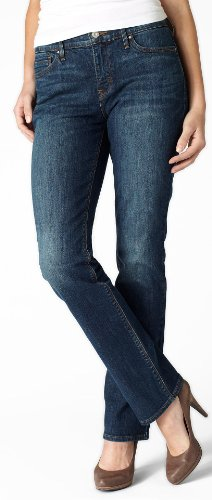 Levi's Women's 525 Perfect Waist Straight Jean from Levi's