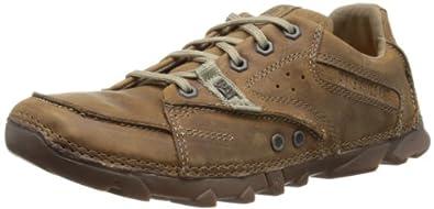 Cat Footwear STAT P714816, Herren Schnürhalbschuhe, Beige (Dark Beige), EU 40
