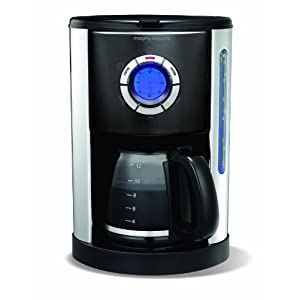 Morphy Richards 47095 Accents Coffee Maker Black : Review Coffee Makers: March 2012