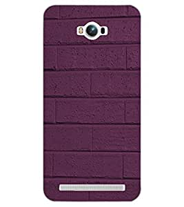 ASUS ZENFONE MAX PATTERN Back Cover by PRINTSWAG
