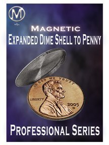 M Is Magic: Magnetic Expanded Dime Shell for Penny