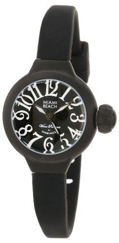 Glam Rock MBD27025 - Reloj para mujeres color negro