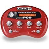 Line 6 Pocket POD Portable Guitar Effects Unit