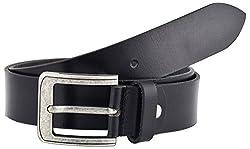 Midas Men's Belt (CLB543_36 , Black)