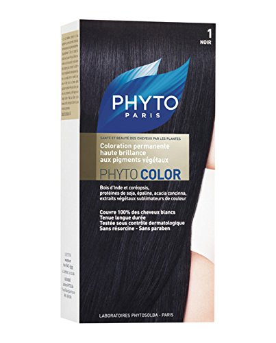 PHYTO PHYTOCOLOR 1 Noir (Pack)