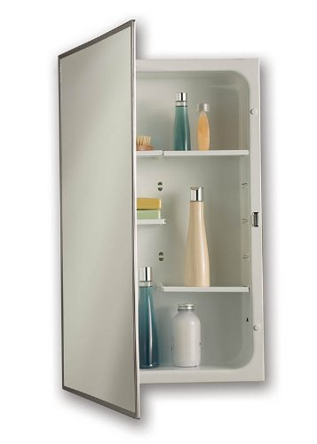 Jensen 468MOD Modular Shelf, Stainless Steel, Recessed Mount (14 X 24 Medicine Cabinet compare prices)