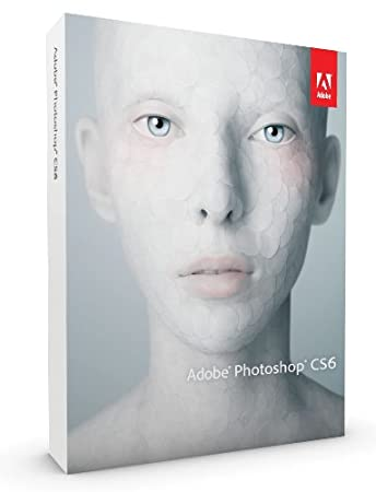 Adobe Photoshop CS6, Upgrade Version from Photoshop CS3/CS4/CS5 and Photoshop Extended CS3/CS4/CS5 (PC)