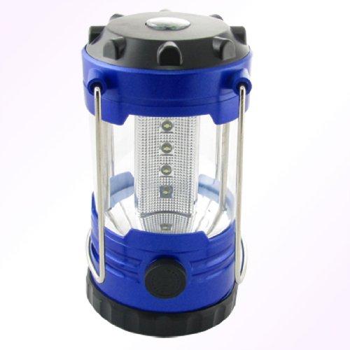 Camping Bivouac LED Adjustable White Lighting Tote Lantern Lamp