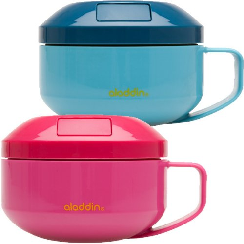 Aladdin Mini Lunch Bowl 12 Oz [4 Pieces] *** Product Description: Aladdin Mini Lunch Bowl 12 Oz Sky And Purpleyep, Still Hot. The Mini Lunch Bowl Is Like A Sack Lunch With Superpowers. Heat Their Lunch In The Morning And It'Ll Still Be Warm At Lu ***
