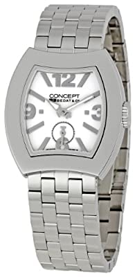 Bedat Women's BDTCB03.SSB.WHI B3 Concept Number Three White Dial Watch