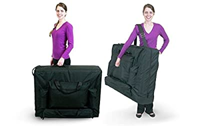 Salon SPA Body Work Gym Portabnle Massage Table Carrying Cases
