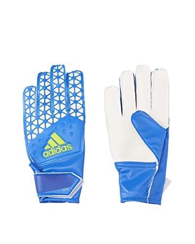 adidas Torwarthandschuhe Ace blau/weiß