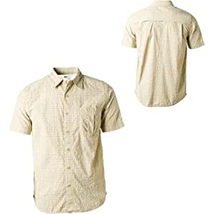 Helly Hansen Men's Charger Hiking Shirt,HH Khaki, Large