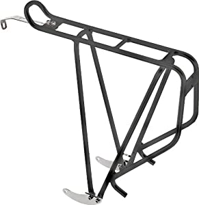 Axiom DLX Streamliner Road Cycle Rack, Black
