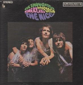 THOUGHTS OF EMERLIST DAVJACK LP (VINYL) US COLUMBIA 1973