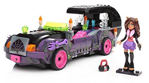 Mega Bloks Mega Bloks Monster High Monster Moviemobile Building Set