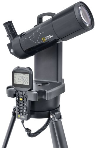 National Geographic Series Computerized Telescope, 70Mm