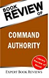 Book Review: Command Authority: (A Jack Ryan Novel)