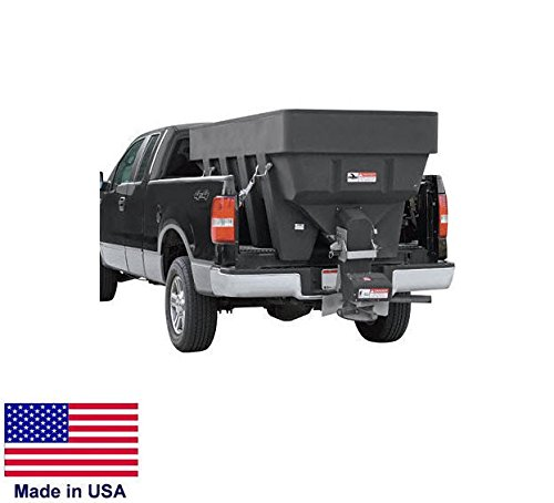 Spreader Commercial Salt & Sand - Truck Bed Mounted - 1.5 Cubic Yard Capacity (Truck Mounted Salt Spreader compare prices)
