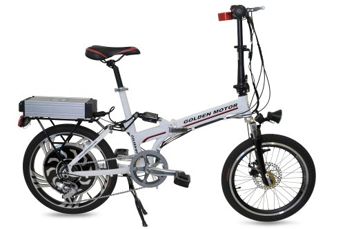 New Age Gm750 - Electric Bicycles (White)