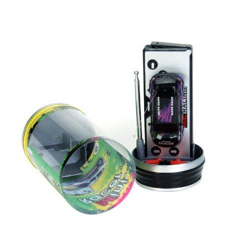 new coke can mini rc radio remote control micro racing car. Black Bedroom Furniture Sets. Home Design Ideas