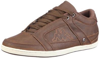 Kappa FUEGO 241412, Unisex-Erwachsene Sneaker, Braun (BROWN/OFFWHITE 5043), EU 40