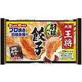 大阪王将 羽根つき餃子 12個入