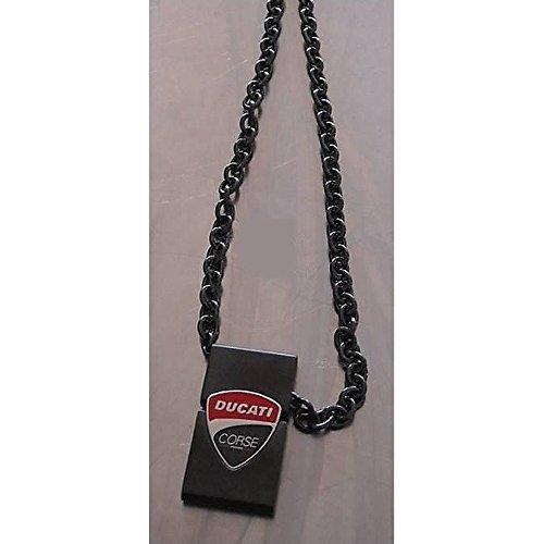 collana uomo gioielli Ducati outlet casual cod. 2.31500771