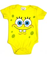 SpongeBob Squarepants: Infant Big Face Onesie